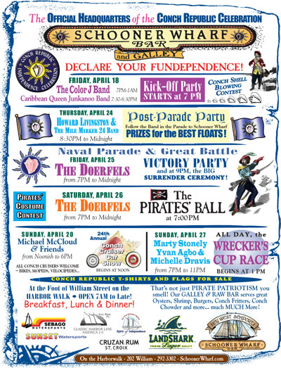 Conch Republic Independence Days 2014