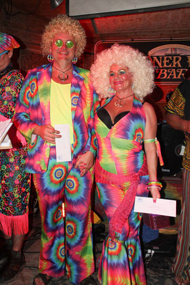 Schooner Wharf Fantasy Celebration Hippie Costume Contest 2017 Photo Image