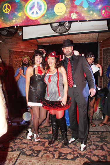 Schooner Wharf Fantasy Celebration Annual Walk-On Costume Competition