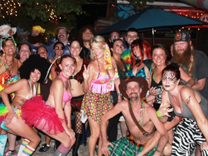 Costume Contest & Amateur Body Painting Competition Party 2015