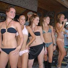 Homemade bikini contest key west