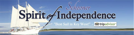 Sunset Cruise / Sunset Sail Key West Aboard  Spirit  Of  Independence